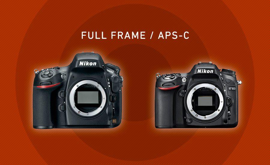 Diferencia entre Full Frame y APS-C   Fotora